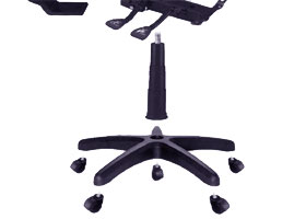 All office chair parts