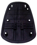 Back shells B-801 inner in more details