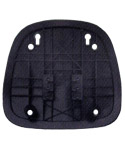 Back shells B-803 inner in more details