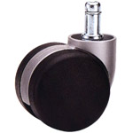 Look model chair casters TC-08 in more details