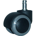 Look model chair casters TC-15 in more details